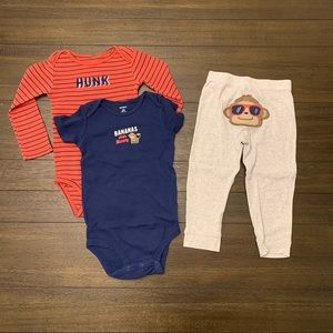 Carter's 24M 3-Piece Outfit